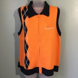 University of Tennessee sweater vest